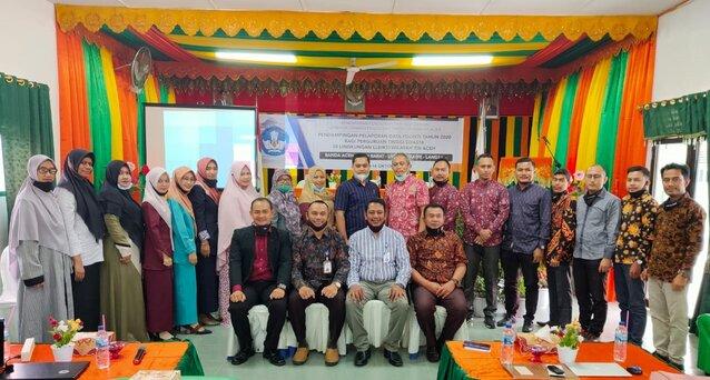 Pendampingan Pelaporan Data PDDIKTI Tahun 2020 Dilingkungan LLDIKTI Wilayah XIII Aceh